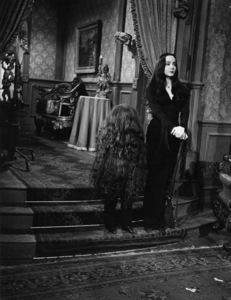 """The Addams Family"" Felix Silla, Carolyn Jonescirca 1965** I.V. - Image 24383_0752"