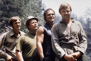 """Deliverance""Ronny Cox, Ned Beatty, Burt Reynolds, Jon Voight1972** I.V. - Image 24383_0812"