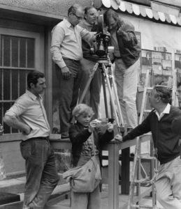 """Willy Wonka & the Chocolate Factory""Peter Ostrum, director Mel Stuart1971** I.V. - Image 24383_0827"