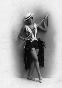Josephine Baker circa 1925Photo by Walery (Paris)** I.V. - Image 24383_0883