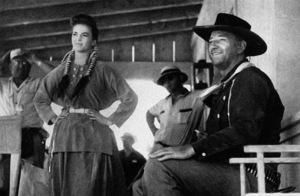"""The Searchers""Natalie Wood, John Wayne1956** I.V. - Image 24383_0898"
