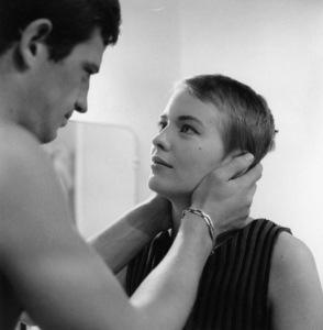 """""""Breathless""""Jean-Paul Belmondo, Jean Seberg1960** I.V. - Image 24383_0907"""