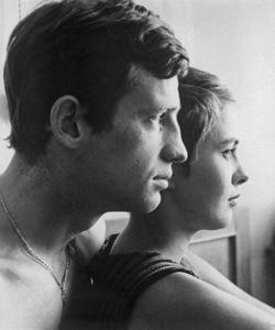 """""""Breathless""""Jean-Paul Belmondo, Jean Seberg1960** I.V. - Image 24383_0908"""
