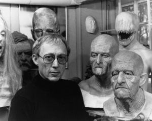 """The Exorcist""Makeup artist Dick Smith1973** I.V. - Image 24383_0914"