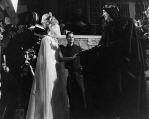 """""""The Masque of the Red Death""""Director Roger Corman, Jane Asher, Vincent Price1964** I.V. - Image 24383_0920"""