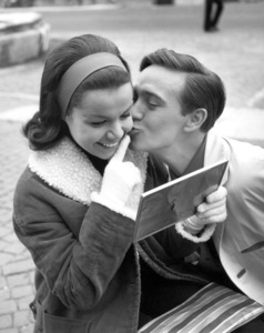 """""""Escapade in Florence""""Annette Funicello, Tommy Kirk1962** I.V. - Image 24383_0926"""