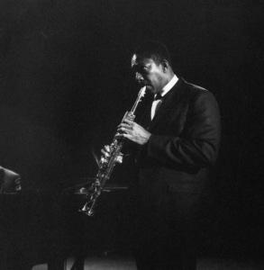 "John Coltrane on ""The International Hour: American Jazz""1963** I.V.M. - Image 24383_0948"