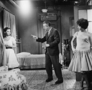 """""""West Side Story""""Natalie Wood, director Robert Wise, Rita Moreno1961** I.V. - Image 24383_0960"""