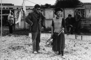 """""""La Strada""""Richard Basehart, Giulietta Masina1954** I.V. - Image 24383_0965"""