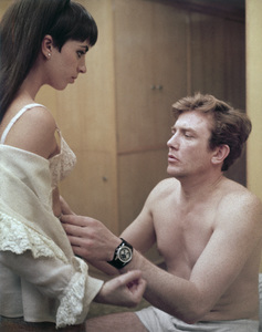 "Liza Minnelli and Albert Finney in ""Charlie Bubbles""1968 Universal** B.D.M. - Image 24384_0008"