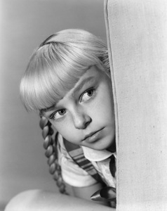 "Patty McCormack in ""The Bad Seed""1956 Warner Bros.Photo by Bert Six** B.D.M. - Image 24384_0024"