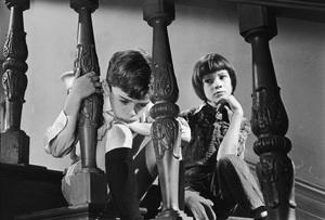 "John Megna and Mary Badham in ""To Kill a Mockingbird""1962 Universal** B.D.M. - Image 24384_0030"