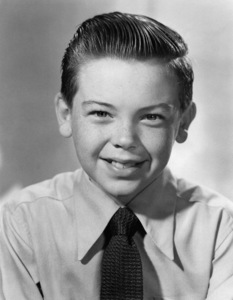 """Bobby Driscoll from """"One Hour in Wonderland""""1950** B.D.M. - Image 24384_0066"""
