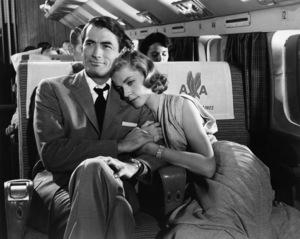 """Designing Woman""Gregory Peck, Lauren Bacall1957** B.D.M. - Image 24384_0070"