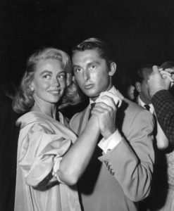 Dorothy Malone and Robert Evanscirca 1950s** B.D.M. - Image 24384_0094
