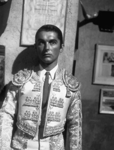 "Robert Evans in ""The Sun Also Rises""1957** B.D.M. - Image 24384_0100"