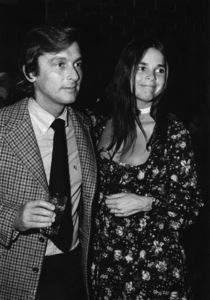 Robert Evans and Ali MacGraw 1971** B.D.M. - Image 24384_0101