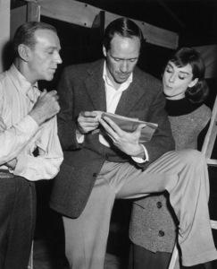 """Funny Face""Fred Astaire, Mel Ferrer, Audrey Hepburn1957** B.D.M. - Image 24384_0118"