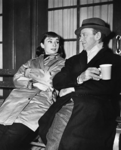 """""""Funny Face""""Fred Astaire, Audrey Hepburn1957** B.D.M. - Image 24384_0120"""