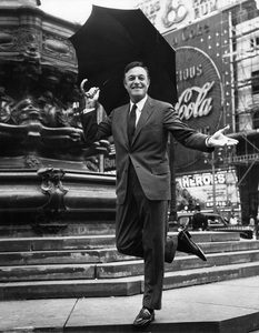 Gene Kelly in London