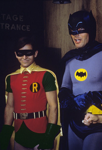 """Batman""Adam West, Burt Wardcirca 1960s© 1978 Jean Cummings - Image 24385_0010"