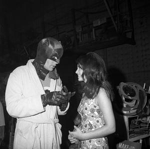 """Batman""Adam West, Donna Loren1966© 1978 Jean Cummings - Image 24385_0017"