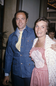 Kevin Dobson and his wife, Susan1978© 1978 Jean Cummings - Image 24385_0067