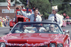Herman Talmadge, U.S. Senator from Georgia, in Alpharetta1979© 1979 Ron Sherman - Image 24387_0002