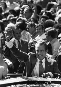 President Richard Nixon visits Atlanta, Georgia1972© 1978 Ron Sherman - Image 24387_0009