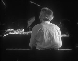 Dave Brubeck performing at Chastain Park in Atlanta, Georgia1988© 1988 Ron Sherman - Image 24387_0012