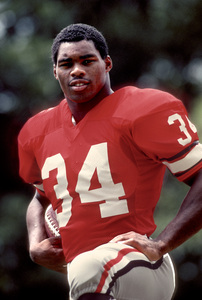 Herschel Walker1981© 1981 Ron Sherman - Image 24387_0028