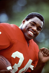 Herschel Walker1981© 1981 Ron Sherman - Image 24387_0029
