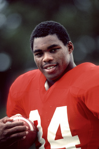 Herschel Walker1981© 1981 Ron Sherman - Image 24387_0030