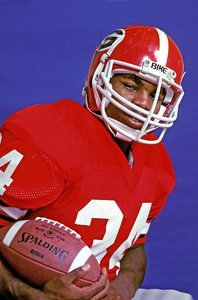 Herschel Walker1981© 1981 Ron Sherman - Image 24387_0031