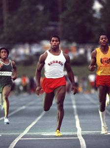 Herschel Walker1981© 1981 Ron Sherman - Image 24387_0034