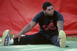 Herschel Walker1981© 1981 Ron Sherman - Image 24387_0036