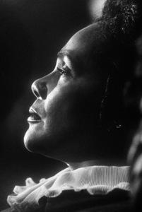 Coretta Scott Kingcirca 1975© 1978 Ron Sherman - Image 24387_0046