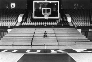 Mike Krzyzewski, basketball coach at Duke University1981© 1981 Ron Sherman - Image 24387_0049