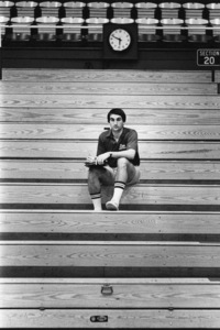 Mike Krzyzewski, basketball coach at Duke University1981© 1981 Ron Sherman - Image 24387_0050