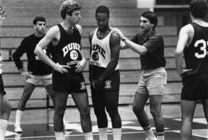 Mike Krzyzewski, basketball coach at Duke University1981© 1981 Ron Sherman - Image 24387_0053