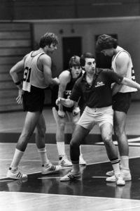 Mike Krzyzewski, basketball coach at Duke University1981© 1981 Ron Sherman - Image 24387_0057
