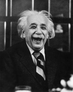 Albert Einstein at a Princeton University luncheon1953© 1978 Ruth Orkin - Image 24388_0003