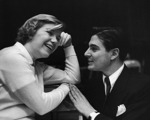 Barbara Bel Geddes and Donald Bukacirca late 1940s© 1978 Ruth Orkin - Image 24388_0004