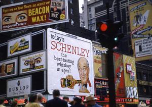 Times Square in New York Citycirca 1950s© 1978 Ruth Orkin - Image 24388_0026