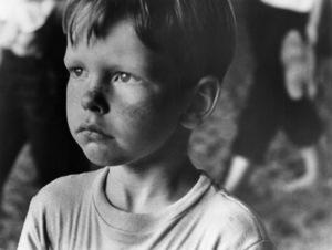 """Little Fugitive""Richie Andrusco1953© 1978 Ruth Orkin - Image 24388_0027"