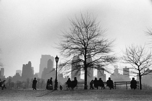 Central Park in New York City1955© 1978 Ruth Orkin - Image 24388_0032
