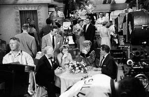 """I Love Lucy"" (Episode: Lucy Is Enceinte)William Frawley, Vivian Vance, Lucille Ball, Desi Arnaz1952© 1978 Ruth Orkin - Image 24388_0041"