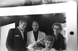 """""""I Love Lucy"""" (Episode: Lucy Is Enceinte)Desi Arnaz, Lucille Ball1952© 1978 Ruth Orkin - Image 24388_0044"""