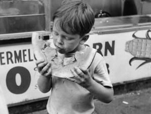 """Little Fugitive"" Richie Andrusco 1953 © 1978 Ruth Orkin - Image 24388_0060"