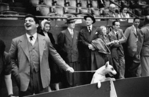 A dog show in New York City1947© 1978 Ruth Orkin - Image 24388_0062